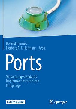 Hennes, Roland - Ports, e-bok