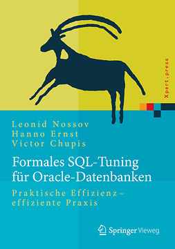 Chupis, Victor - Formales SQL-Tuning für Oracle-Datenbanken, ebook