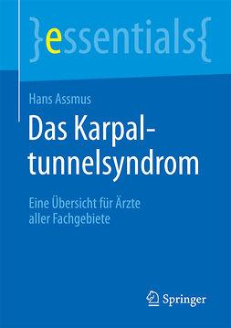 Assmus, Hans - Das Karpaltunnelsyndrom, ebook
