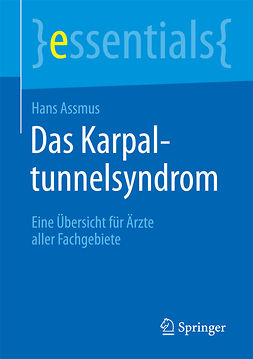 Assmus, Hans - Das Karpaltunnelsyndrom, e-kirja