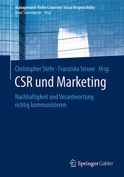 Stehr, Christopher - CSR und Marketing, e-bok