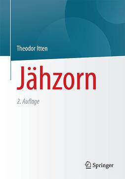 Itten, Theodor - Jähzorn, ebook