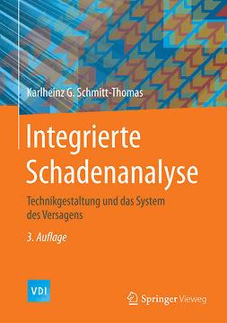 Schmitt-Thomas, Karlheinz G. - Integrierte Schadenanalyse, ebook
