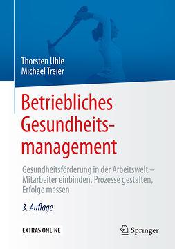 Treier, Michael - Betriebliches Gesundheitsmanagement, ebook