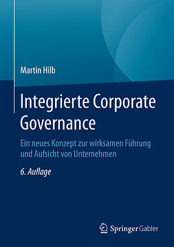 Hilb, Martin - Integrierte Corporate Governance, ebook