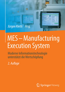 Kletti, Jürgen - MES - Manufacturing Execution System, ebook