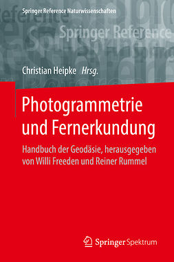 Heipke, Christian - Photogrammetrie und Fernerkundung, ebook