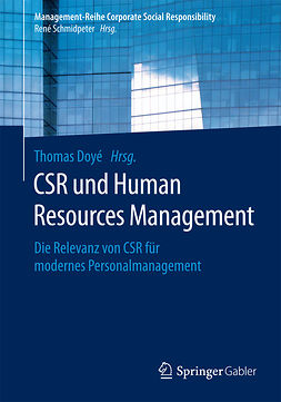Doyé, Thomas - CSR und Human Resource Management, e-bok