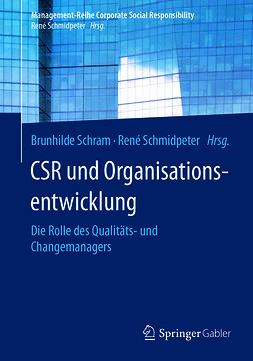Schmidpeter, René - CSR und Organisationsentwicklung, e-kirja