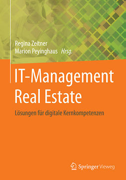 Peyinghaus, Marion - IT-Management Real Estate, ebook