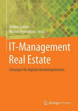 Peyinghaus, Marion - IT-Management Real Estate, e-kirja