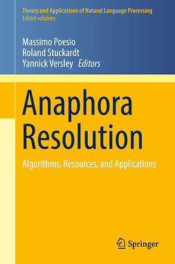 Poesio, Massimo - Anaphora Resolution, ebook