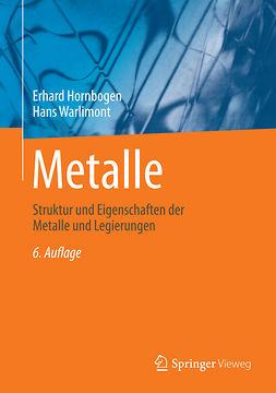 Hornbogen, Erhard - Metalle, ebook