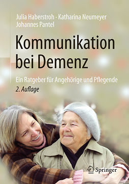 Haberstroh, Julia - Kommunikation bei Demenz, ebook