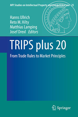 Drexl, Josef - TRIPS plus 20, ebook
