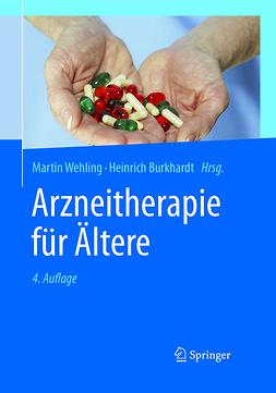 Burkhardt, Heinrich - Arzneitherapie für Ältere, ebook