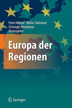Hilpold, Peter - Europa der Regionen, ebook