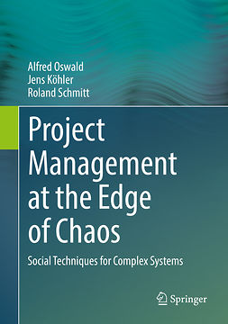 Köhler, Jens - Project Management at the Edge of Chaos, ebook