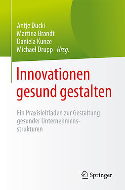 Brandt, Martina - Innovationen gesund gestalten, ebook