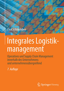 Schönsleben, Paul - Integrales Logistikmanagement, ebook