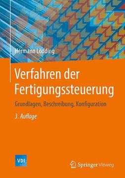 Lödding, Hermann - Verfahren der Fertigungssteuerung, ebook