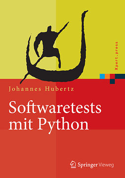 Hubertz, Johannes - Softwaretests mit Python, ebook