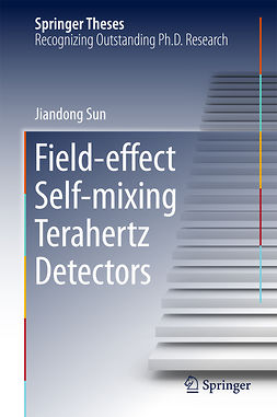 Sun, Jiandong - Field-effect Self-mixing Terahertz Detectors, ebook
