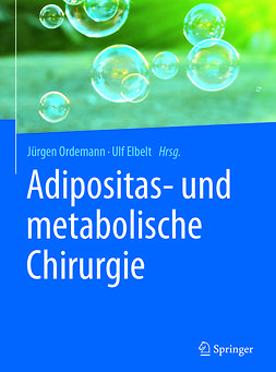 Elbelt, Ulf - Adipositas- und metabolische Chirurgie, ebook