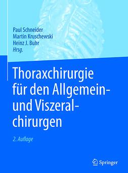 Buhr, Heinz J. - Thoraxchirurgie für den Allgemein- und Viszeralchirurgen, ebook