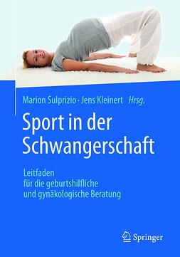 Kleinert, Jens - Sport in der Schwangerschaft, ebook