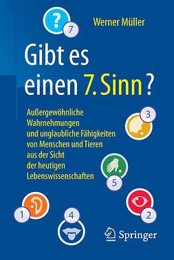"""Müller, Werner - Gibt es einen """"7. Sinn""""?, ebook"""