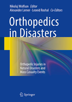 Lerner, Alexander - Orthopedics in Disasters, e-bok