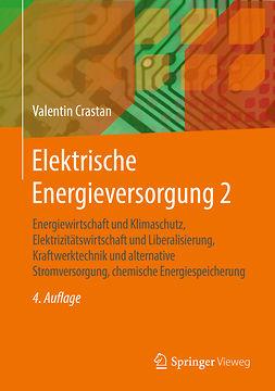 Crastan, Valentin - Elektrische Energieversorgung 2, ebook