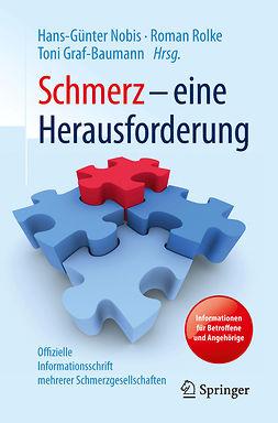 Graf-Baumann, Toni - Schmerz – eine Herausforderung, ebook