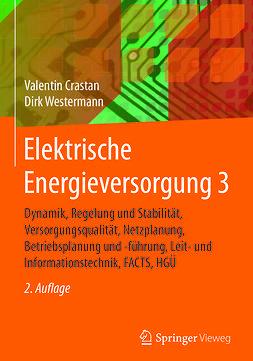 Crastan, Valentin - Elektrische Energieversorgung 3, e-kirja