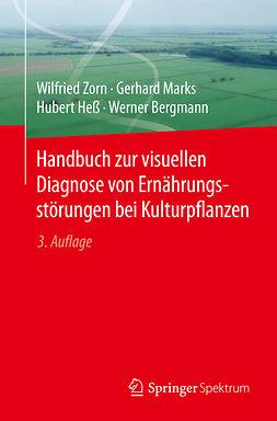 Bergmann, Werner - Handbuch zur visuellen Diagnose von Ernährungsstörungen bei Kulturpflanzen, ebook