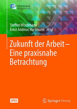 Hartmann, Ernst Andreas - Zukunft der Arbeit – Eine praxisnahe Betrachtung, e-bok