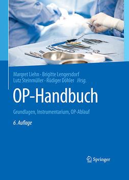 Döhler, Rüdiger - OP-Handbuch, ebook