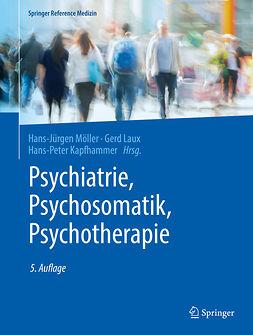 Kapfhammer, Hans-Peter - Psychiatrie, Psychosomatik, Psychotherapie, ebook