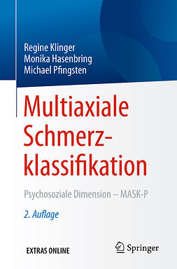 Hasenbring, Monika - Multiaxiale Schmerzklassifikation, ebook