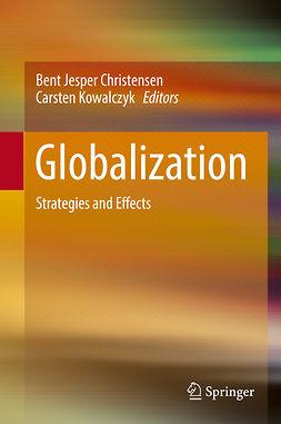 Christensen, Bent Jesper - Globalization, e-bok