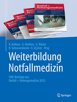 Kollmar, R. - Weiterbildung Notfallmedizin, ebook