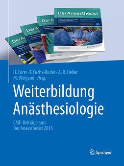 Forst, H. - Weiterbildung Anästhesiologie, ebook