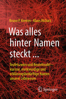Kremer, Bruno P. - Was alles hinter Namen steckt, ebook