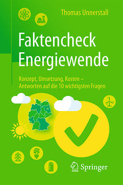 Unnerstall, Thomas - Faktencheck Energiewende, ebook