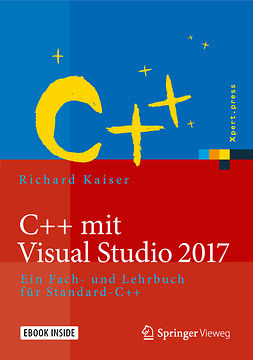 Kaiser, Richard - C++ mit Visual Studio 2017, ebook