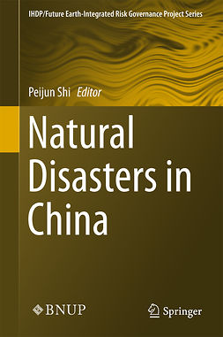 Shi, Peijun - Natural Disasters in China, ebook
