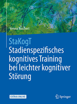 Buschert, Verena - StaKogT – Stadienspezifisches kognitives Training bei leichter kognitiver Störung, ebook