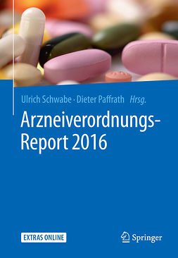 Paffrath, Dieter - Arzneiverordnungs-Report 2016, ebook