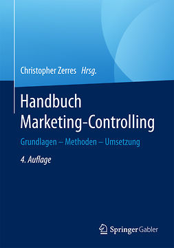 Zerres, Christopher - Handbuch Marketing-Controlling, e-bok